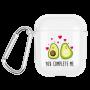 Coque AirPods Fruit : Avocat Amoureux